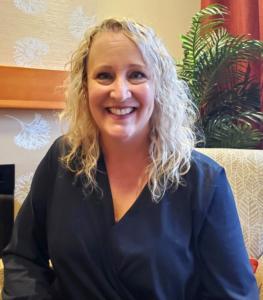 Summerhill PARC Sales Manager Jackie Reid