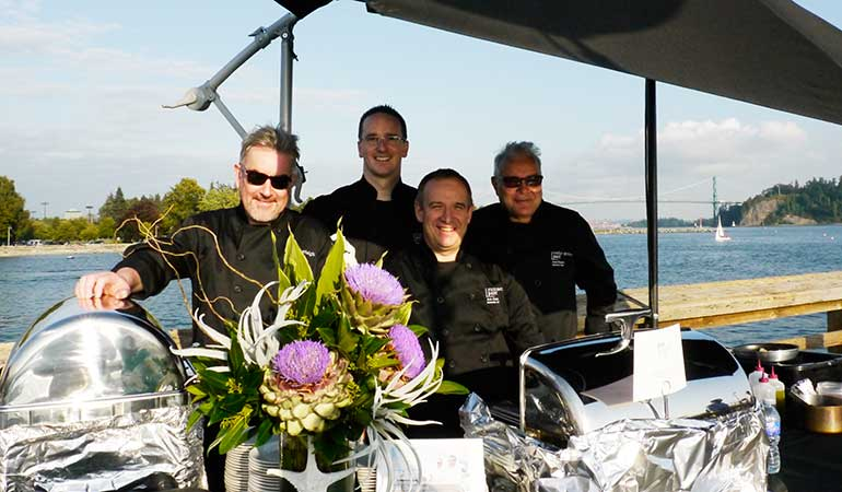 Best of the West 2016 Culinary Team