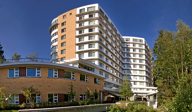 Cedar Springs PARC Exterior Building View