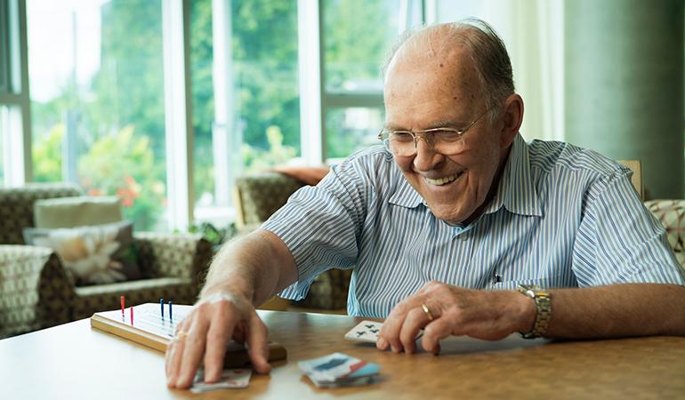 Westerleigh PARC Resident Dave