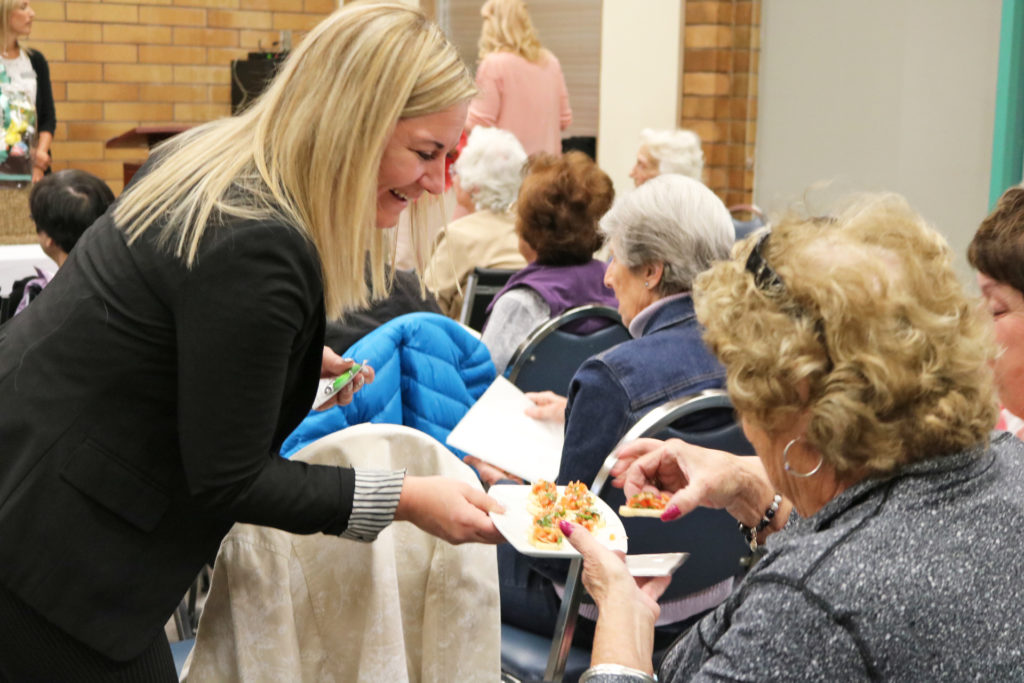Confederation Seniors Centre Serving