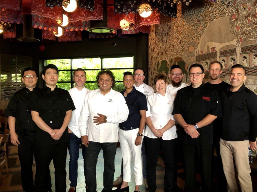 Celebrity Chef Fundraising DInner