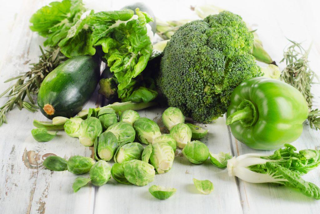 Healthy Leafy Greens
