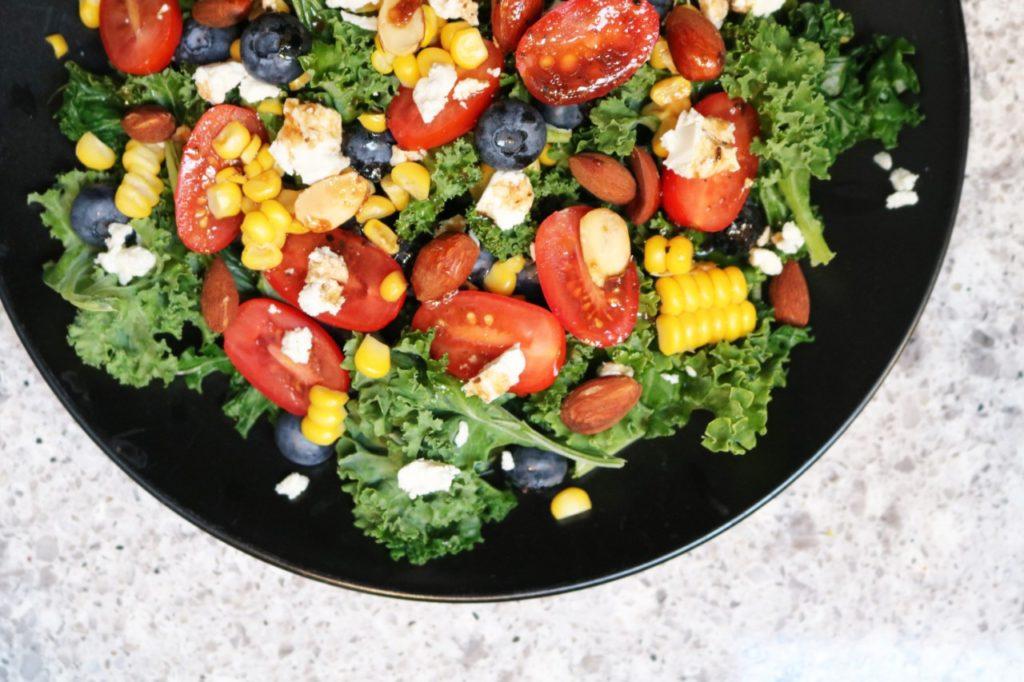 PARC Smart healthy salad