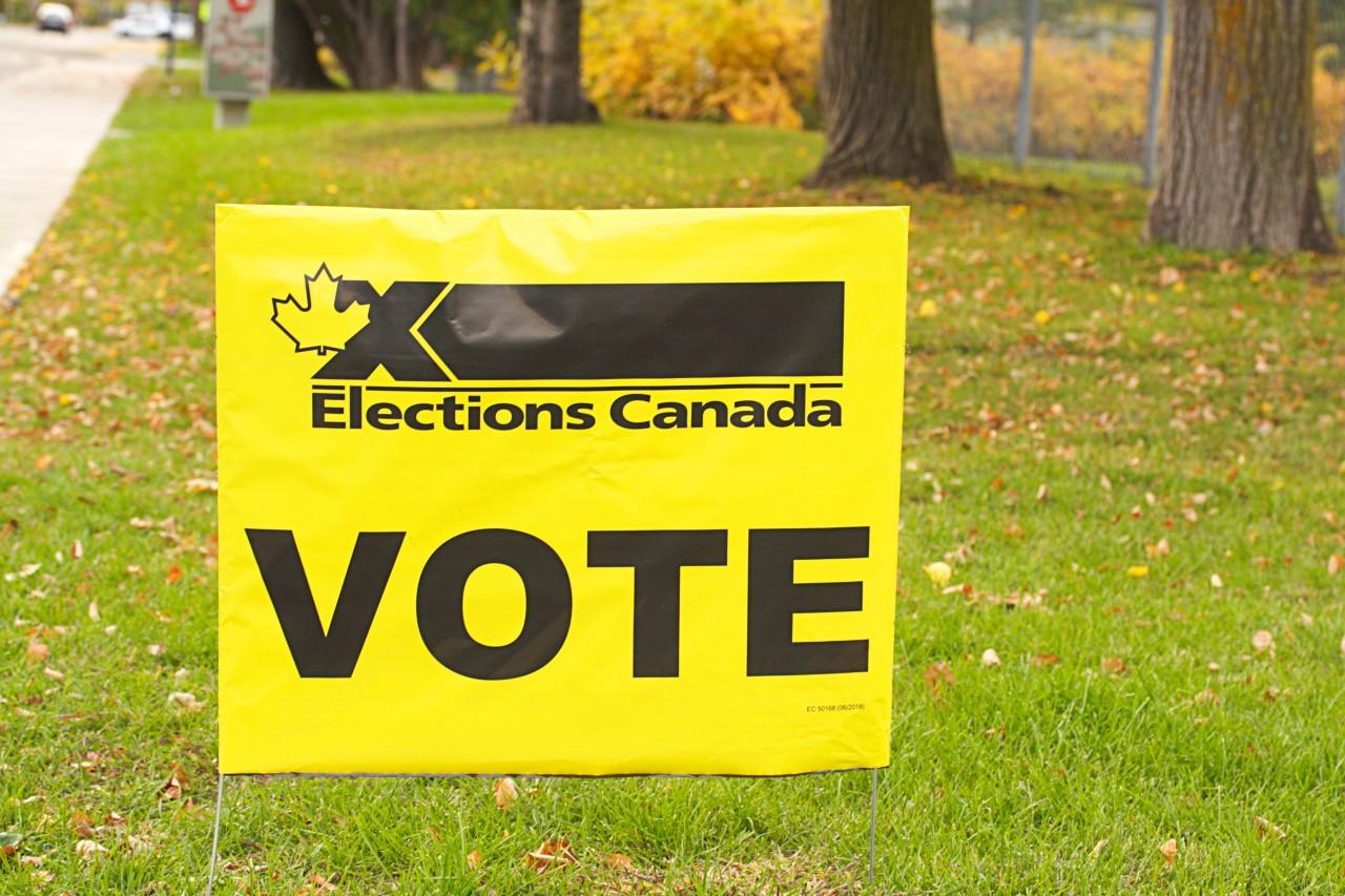 Elections Canada Vote