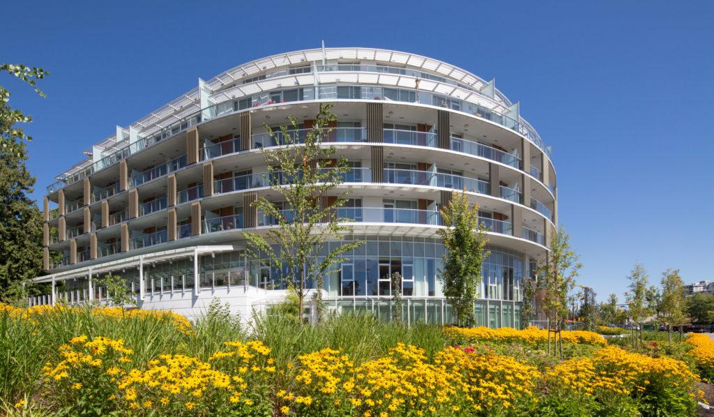 Westerleigh PARC exterior building image