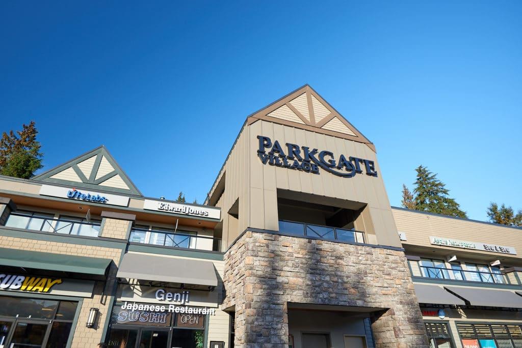Parkgate Shopping Centre North Vancouver