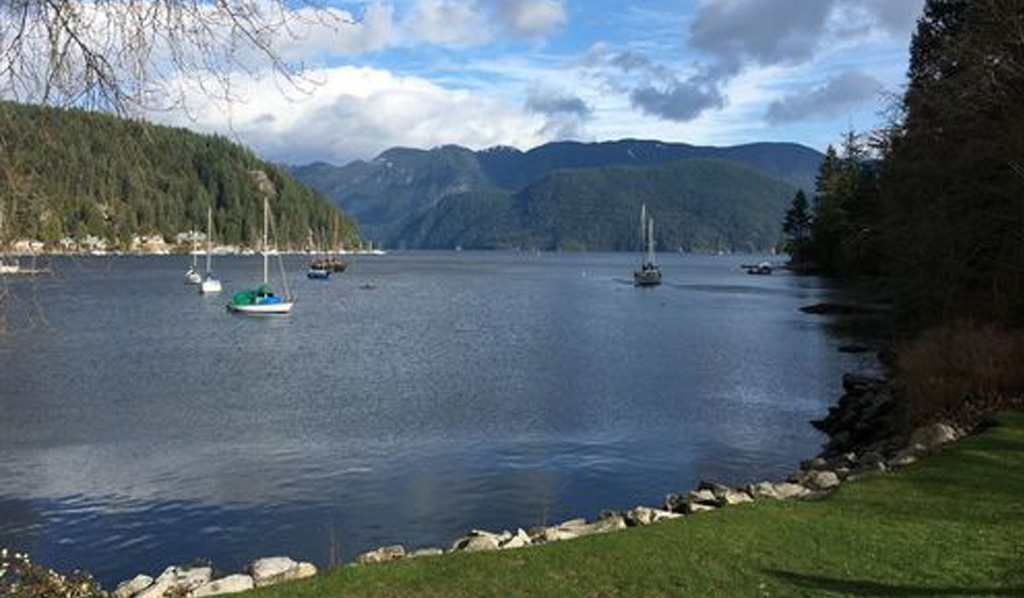 Deep Cove Beach North Vancouver